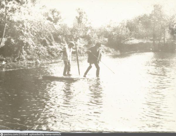 310564 Полянский пруд