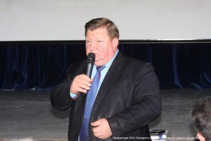 Фалеев Владимир Михайлович